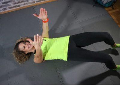 saját testsűlyos online edzés